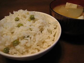 豆類・冷ごはんダイエット